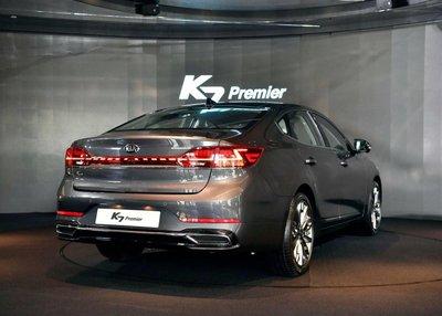 Kia K7 Premier 2020 trình làng, đối đầu với BMW 5-Series a3