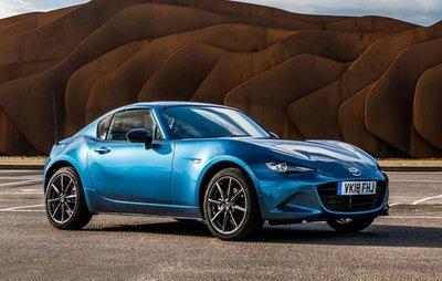 Mazda MX-5 Miata Sport là mẫu xe ô tô thể thao giá rẻ đáng lựa chọn.