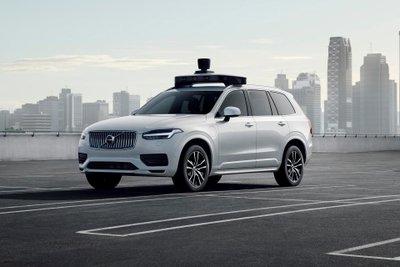Mẫu xe tự hành mới sẽ dựa trên chiếc Volvo XC90.