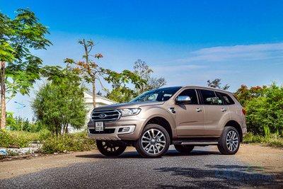 Doanh số Ford Everest trong tháng 5/2019 đã ghi nhận tháng bán hàng tốt nhất của Ford tại Việt Nam.