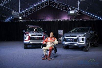 trải nghiệm cùng đội đua RACING và tay đua Masuoka 9.