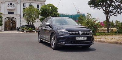 Volkswagen Tiguan 2019 tại Việt Nam...