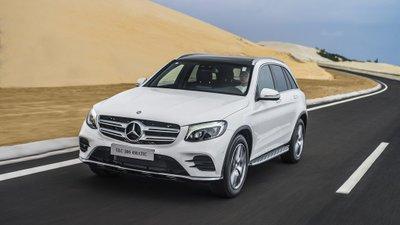 Thông số kỹ thuật xe Mercedes GLC 300 2019 a6