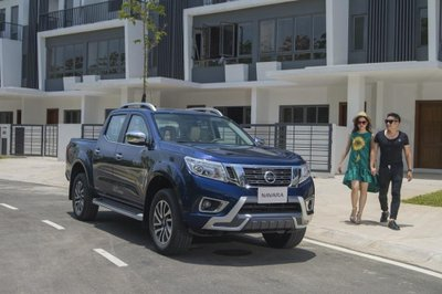 Nissan Navara tại Việt Nam bị triệu hồi do lỗi ổ khóa a1