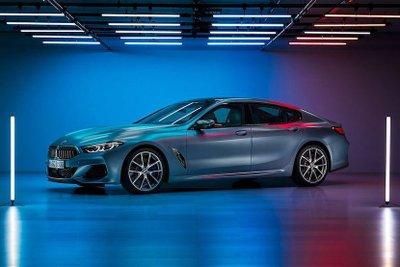 """BMW 8-Series Gran Coupe 2020 tiếp tục nhử fan bằng ảnh """"nóng"""" a1"""