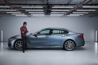 """BMW 8-Series Gran Coupe 2020 tiếp tục nhử fan bằng ảnh """"nóng"""" a3"""