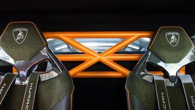 Lamborghini Huracan Sterrato sẽ được sản xuất đại trà với tư cách siêu xe địa hình a7
