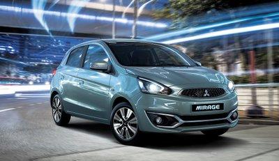 Mitsubishi Mirage là mẫu xe ô tô tiết kiệm xăng nhất hiện nay.