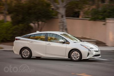 Toyota Prius Hybrid.