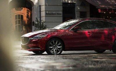 Mazda 6 2019 đảm bảo độ an toàn tuyệt đỉnh