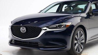 Mazda 6 2019 vượt qua đánh giá an toàn nhờ sở hữu bộ đèn đặc biệt