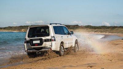 Thông số kỹ thuật xe Mitsubishi Pajero mới nhất...