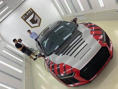Audi R8 của Cường Đô la