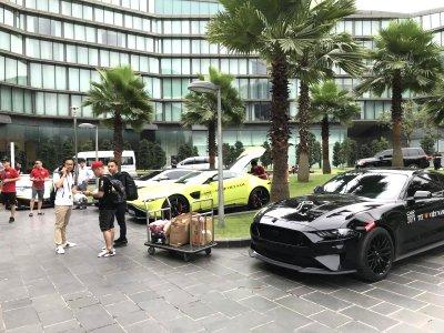 Đoàn siêu xe Car Passion 2019 trước giờ G 4
