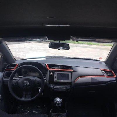 Loạt ảnh chi tiết Honda Brio 2019 tại đại lý, lộ diện màn hình giải trí a