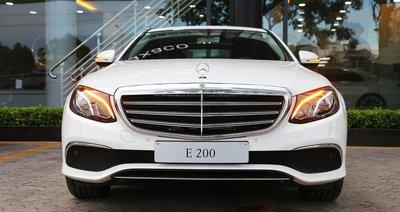 Thông số kỹ thuật xe Mercedes E200 2019 a2