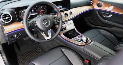 Thông số kỹ thuật xe Mercedes E200 2019 a3