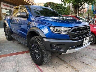 Ford Ranger Raptor đã qua sử dụng ODO 8.000 km vẫn đòi giá ngang xe mới a4