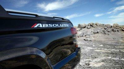 Mitsubishi Triton Absolute: Lời tuyên chiến dành cho Ford Ranger Raptor a7