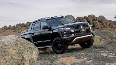 Mitsubishi Triton Absolute: Lời tuyên chiến dành cho Ford Ranger Raptor a3