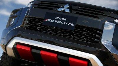 Mitsubishi Triton Absolute: Lời tuyên chiến dành cho Ford Ranger Raptor a5