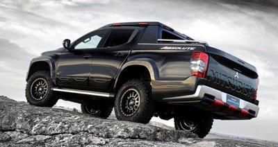 Mitsubishi Triton Absolute: Lời tuyên chiến dành cho Ford Ranger Raptor a4