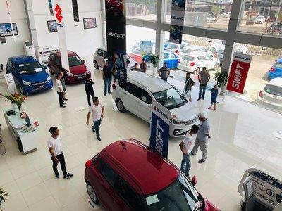 Cận cảnh Suzuki Ertiga 2019 tại đại lý, ngày ra mắt Việt Nam gần kề - Ảnh 2.