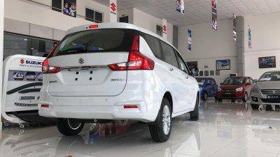Cận cảnh Suzuki Ertiga 2019 tại đại lý, ngày ra mắt Việt Nam gần kề - Ảnh 5.