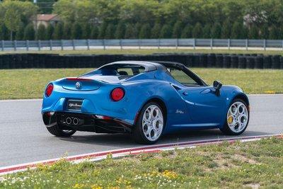 Alfa Romeo 4C 2020.