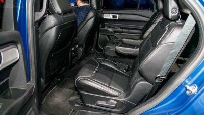 Ford Explorer 2020 ST bắt mắt