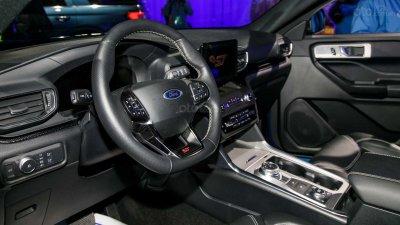Ford Explorer 2020 ST có tùy chọn tối tân