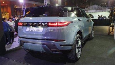 Range Rover Evoque 2020 hoàn toàn mới