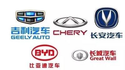 Tổng hợp danh sách hãng xe bán chạy đầu năm 2019: Các hãng xe TQ xuất hiện đông đảo