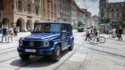 """Mercedes-Benz G-Class có thêm bản đặc biệt """"Stronger Than Time"""" a13"""