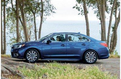 Subaru Legacy 2019.