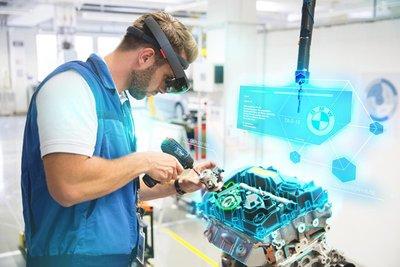 BMW chế tạo kính thông minh giúp kỹ thuật viên sửa xe nhanh hơn a2