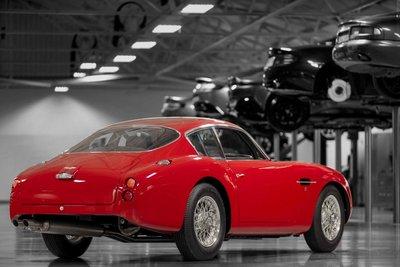 Mê mẩn trước vẻ đẹp của chiếc Aston Martin DB4 GT Zagato 1960 giá 7,9 triệu USD a13