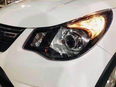 VinFast Fadil được nâng cấp đèn pha bi-xenon sau khi về chủ mới a10