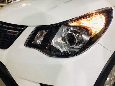 VinFast Fadil được nâng cấp đèn pha bi-xenon sau khi về chủ mới a8