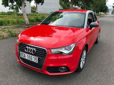 Audi A1 2012 đã qua sử dụng chỉ dám chốt giá nhỉnh hơn VinFast Fadil a5