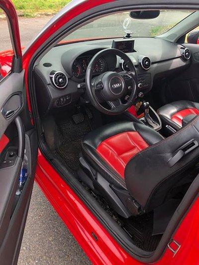 Audi A1 2012 đã qua sử dụng chỉ dám chốt giá nhỉnh hơn VinFast Fadil a4