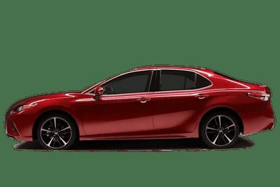 Xếp hạng xe hạng D tháng 5/2019: Toyota Camry ổn định ở vị trí quán quân.
