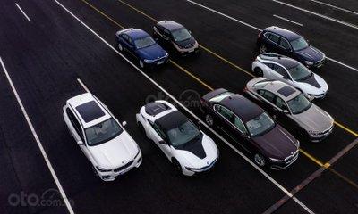 BMW đang đau đầu với bài toán khí thải tại châu Âu.