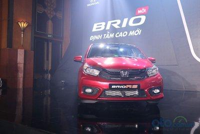 Honda Brio 2019 chính thức gia nhập sân chơi xe cỡ nhỏ hạng A tại Việt Nam a3