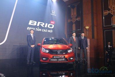 Honda Brio 2019 chính thức gia nhập sân chơi xe cỡ nhỏ hạng A tại Việt Nam a1