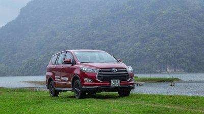 Toyota Innova 2019 tại Việt Nam...