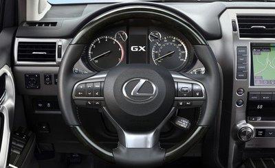 """Lexus GX hoàn toàn mới xuất hiện với lưới tản nhiệt siêu to """"ăn đứt"""" BMW X7 a8"""