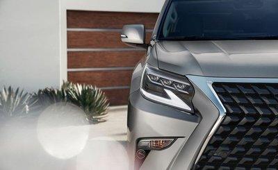 """Lexus GX hoàn toàn mới xuất hiện với lưới tản nhiệt siêu to """"ăn đứt"""" BMW X7 a3"""