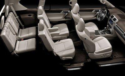 """Lexus GX hoàn toàn mới xuất hiện với lưới tản nhiệt siêu to """"ăn đứt"""" BMW X7 a9"""