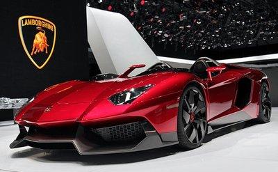 Aventador J là chiếc siêu xe thú vị bậc nhất mà Lamboghini sản xuất.